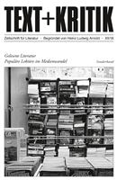 Text + Kritik publication cover